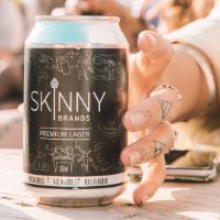 10 Reasons To Drink SkinnyBrands Premium Lager
