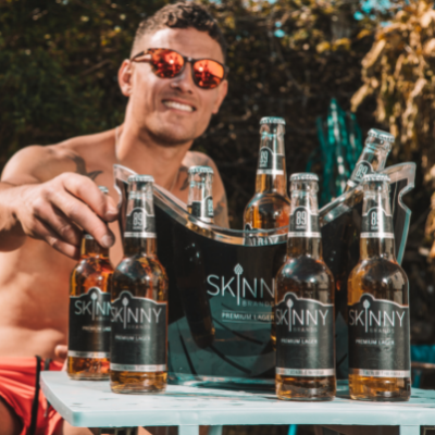 SkinnyBrands Leads the Way for Calorie Labelling On Alcohol